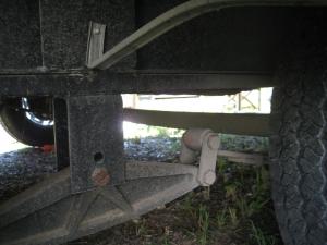 The axle